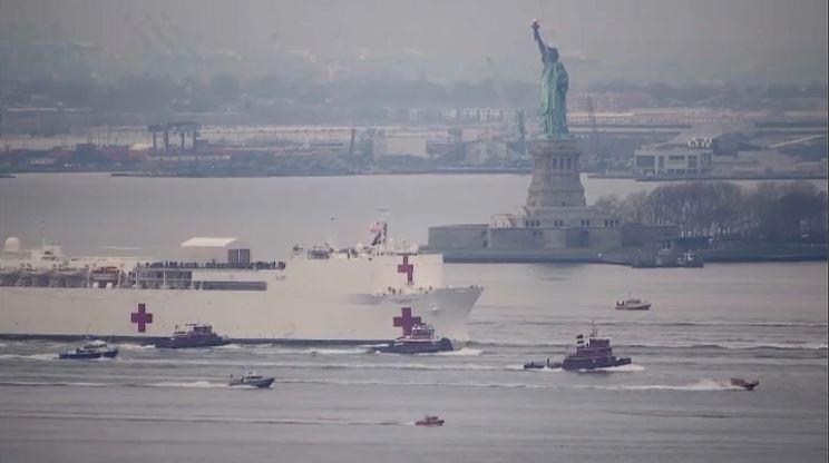 Aparecen Reportes (NO CONFIRMADOS) de Rescate de Niños en New York ...